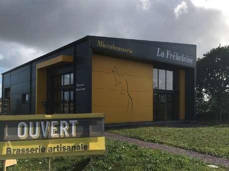 Visite de la brasserie artisanale La Fréhéloise