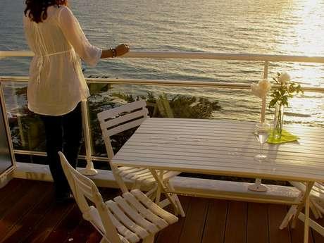 Un balcon sur la mer aux portes d'Erquy