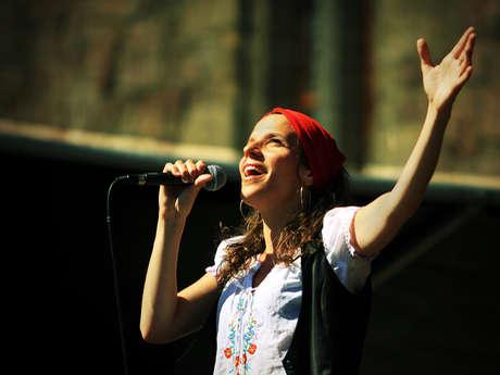 Concert: Clarisse Lavanant