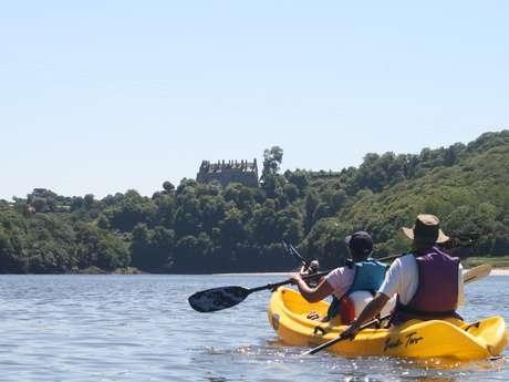 Balade estuaire en kayak de mer