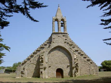 Journées du patrimoine - Chapelle St Budoc Beuzec Cap Caval