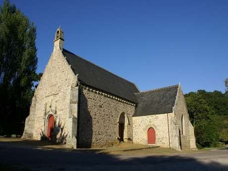 JEP - Ouverture de la chapelle Saint Sébastien
