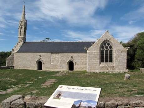 Ouverture de la chapelle Saint-Trémeur