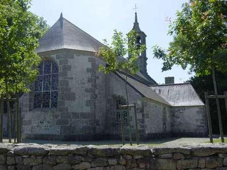 Chapelle de Saint-Brieuc de Plonivel