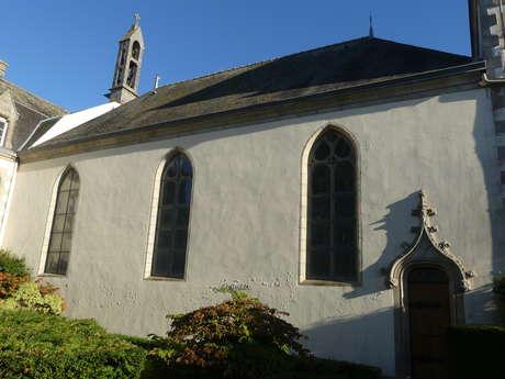 Chapelle de l'Hôtel-Dieu dite des Augustines