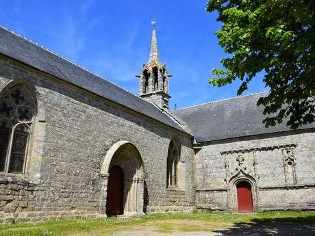 Chapelle et calvaire de la Trinité
