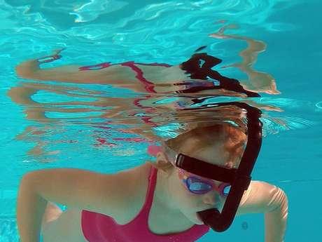 Stage de natation enfants en piscine privée