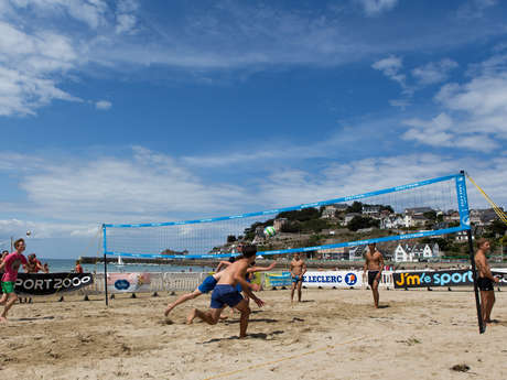 Tournoi Volley Val Beach - ANNULÉ