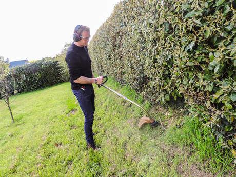 Jardinier, entretien des espaces verts - Maximilien Doat
