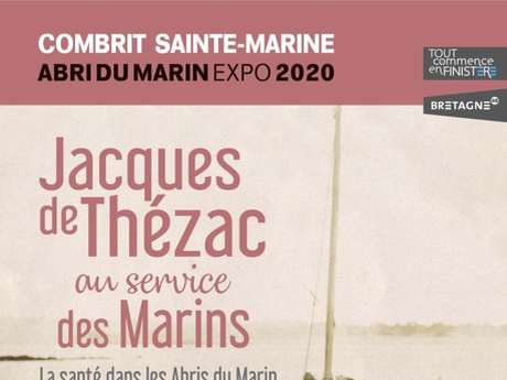 Expo - Jacques de Thézac au service des marins