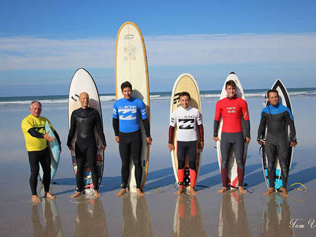 Ecole de Surf Easy Surf School