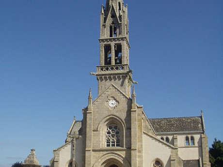 Église Saint-Alour