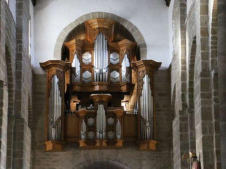 Concert d'orgue de l'Avent