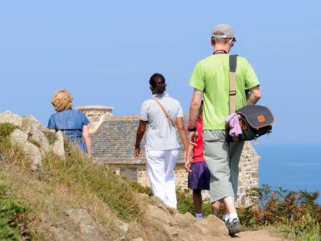 Randonnée pédestre : Erquy, le barrage de Montafilan