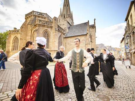 Championnat national de danse bretonne