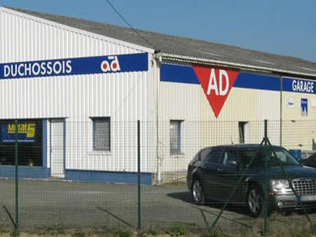 Garage Duchossois AD