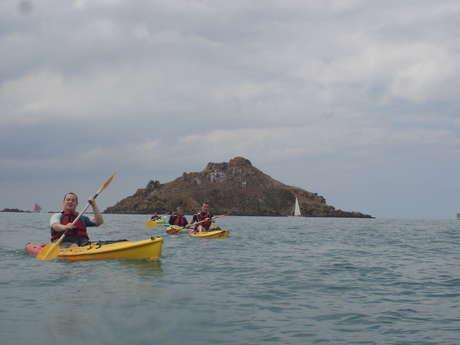 Découverte de l'îlot Saint-Michel en Kayak (tous niveaux)