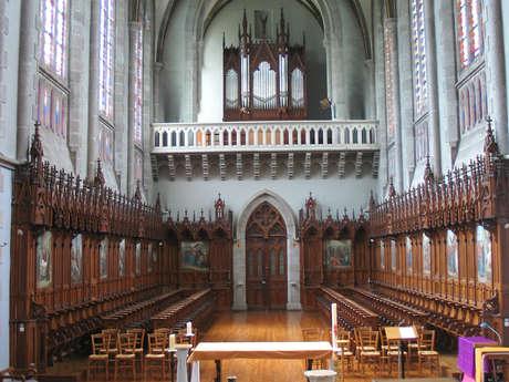 Journées Européennes du Patrimoine : Chapelle, cloître du Bon Sauveur