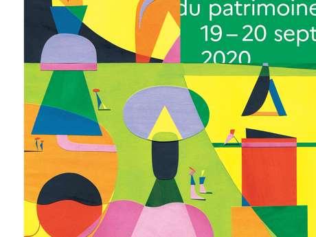 Journées Européennes du Patrimoine - Les maisons à pan de bois