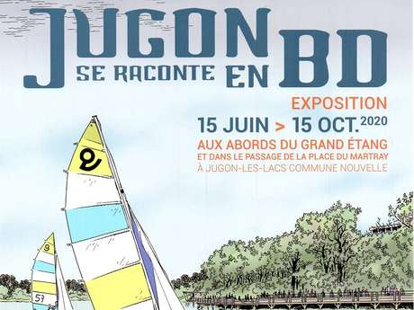 Exposition - Jugon se raconte en BD