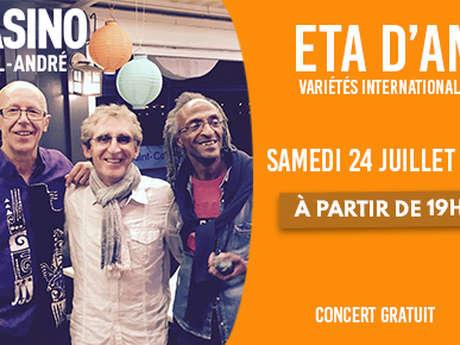 Concert au Casino : ETA D'AM