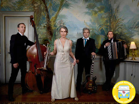 Ballades Estivales - Kannibal Swing Trio