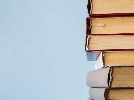 """Café lecture """"Le livre, ce héros"""""""