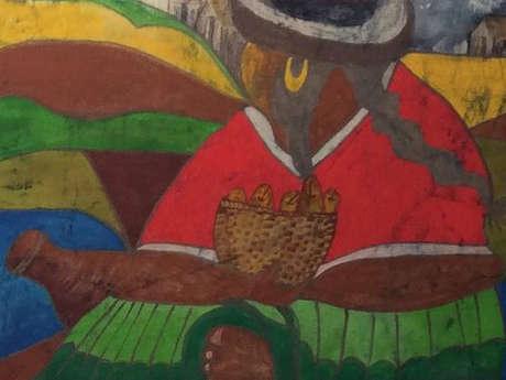 Expo peinture et céramique - Luly