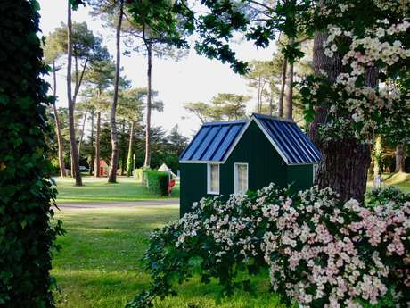 CahuteLab - Camping Le Guen