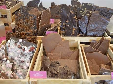 Randonnée terre - Richesses des arômes des bois et chocolats