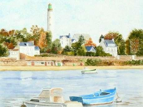 Expo peinture - Bernard Abafour