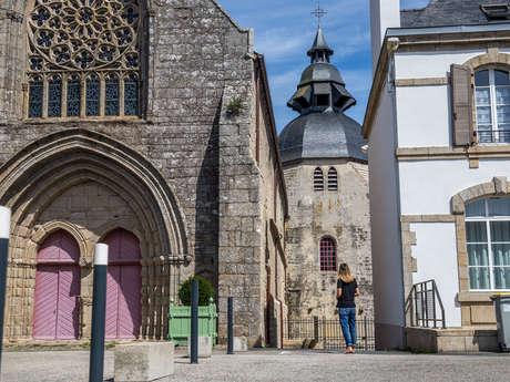 Journées Européennes du Patrimoine - Visite extérieure de l'Eglise des Carmes
