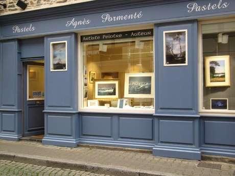 Galerie de pastel Agnès Pormenté