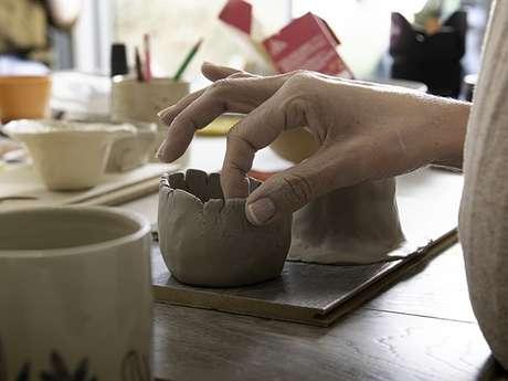 Atelier Kerilis - Séances découverte et stages de poterie