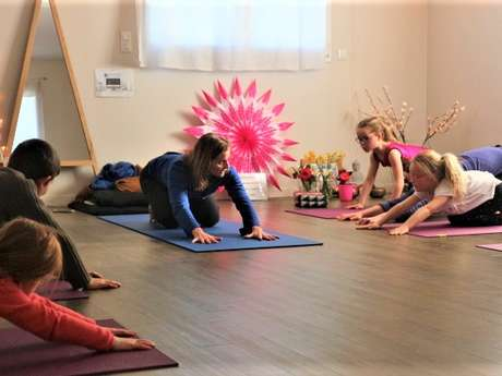 Atelier de Yoga pour Petits Yogis