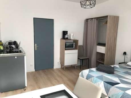 Appartements du Vally - La Dérobée