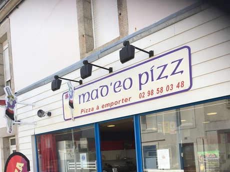 Pizzeria Mad Eo Pizz
