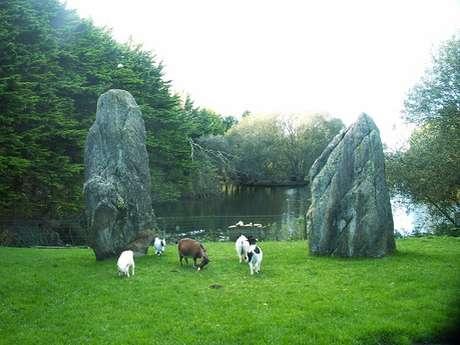 Parc animalier La Pommeraie