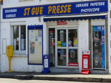 Saint Gué Presse