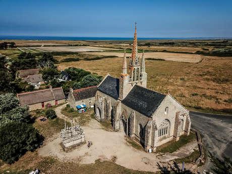 Chapelle et calvaire de Tronoën