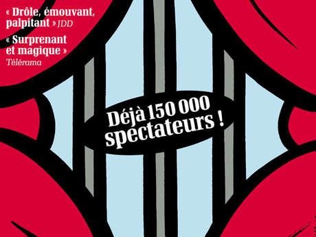 Intra-Muros d'Alexis Michalik - Erquy en Scène - REPORTÉ
