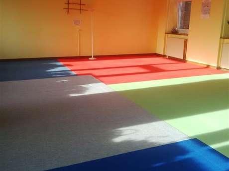 Raymonde Naour, cours de yoga