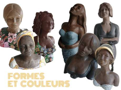Expo sculpture - Marie-Luce Queinnec