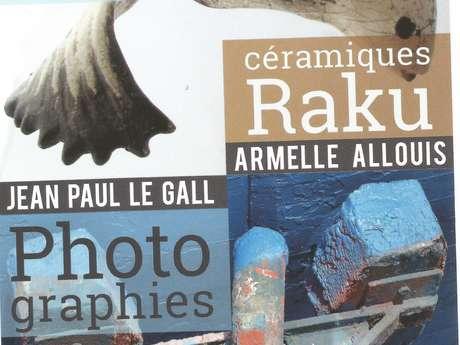Exposition Jean-Paul Le Gall et Armelle Allouis