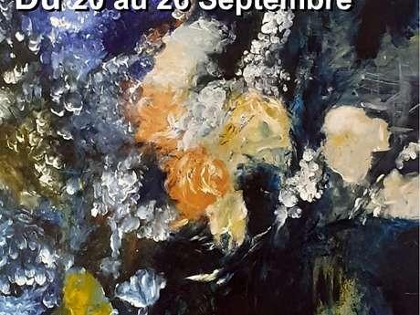 Expo peinture Pacha - Annie Hardy