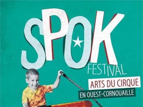 Spok Festival - spectacle de cirque - points de vue