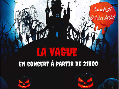 Happy Halloween - Concert La Vague