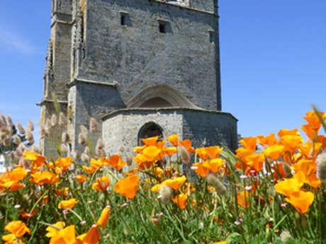 Ouverture de la Tour Carrée et expo de cartes postales anciennes