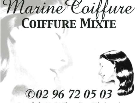 Coiffure - Marine Coiffure (mixte)