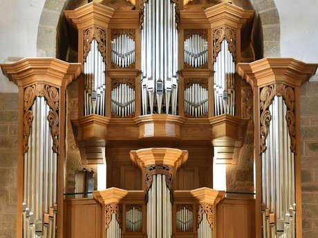 Concert - Les mardis de l'orgue de l'église St Tudy